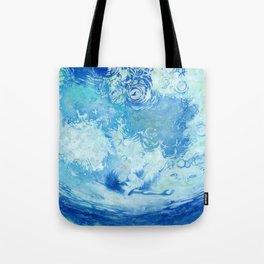 Water ceilling Tote Bag