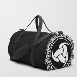 The triple horn of Odin Duffle Bag