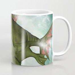 Armour fish Coffee Mug