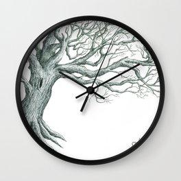 Runes Wall Clock