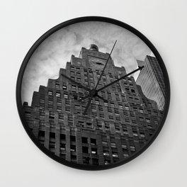 Paramount Bldg Wall Clock