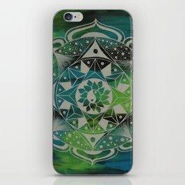 Yin and Yang iPhone Skin