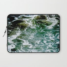 Impact Zone Abstract Laptop Sleeve
