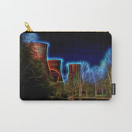 Digital Art Ironbridge Power Station Carry-All Pouch