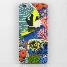 Angel Fish iPhone & iPod Skin