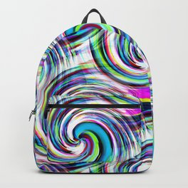Swirling through.... Backpack