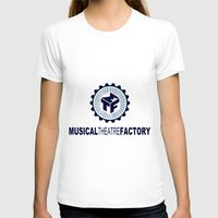 theatre T-shirts featuring Musical theatre factory light by siti fadillah