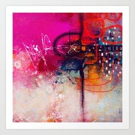 Evening Musings Art Print