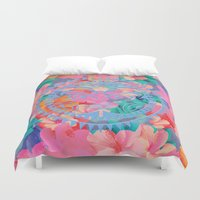 hawaii Duvet Covers featuring Hawaii by Marta Olga Klara