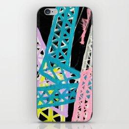 New York Cranes iPhone Skin