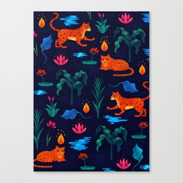 Folk Tales Canvas Print