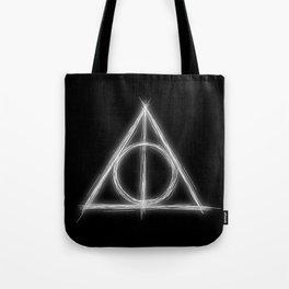 Deathly Tote Bag