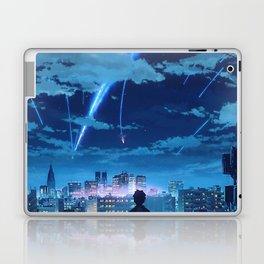 your name Taki Stars Balcony Laptop & iPad Skin
