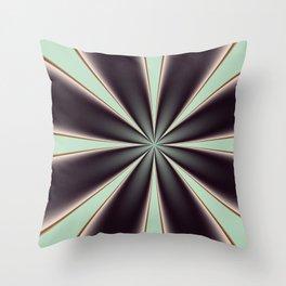 Fractal Pinch in BMAP01 Throw Pillow