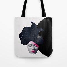 Souffle de Cheveux Tote Bag