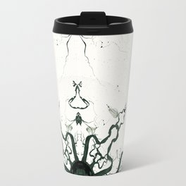 Irrational Logic #water Travel Mug