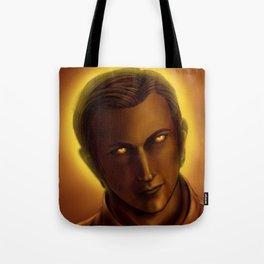 Golden Gabriel Tote Bag