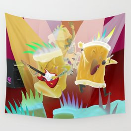 punk & cheers   Wall Tapestry