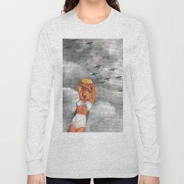 War L'Amour Long Sleeve T-shirt