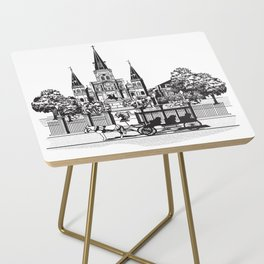 New Orleans Side Table