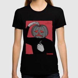 Pumpkin guy T-shirt