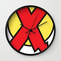 X-Statix Wall Clock