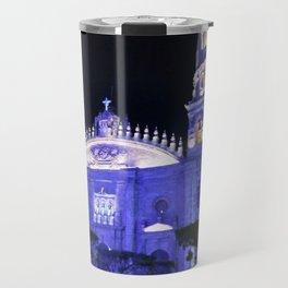 Catedral Guadalajara Travel Mug