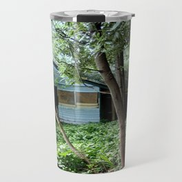 Hidden in Time! Travel Mug