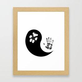 Y&Y Framed Art Print