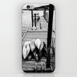Sittin' on the Dock of the Bay iPhone Skin