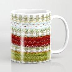 Colorful folklore stripes Mug