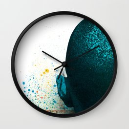 Mythologie Wall Clock