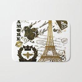 La Tour Eiffel Bath Mat