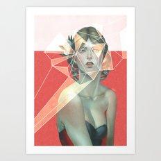 Carried Away 02 Art Print