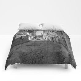 Caltabellotta Sicily Comforters