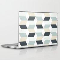 scandinavian Laptop & iPad Skins featuring Scandinavian by Pencil Studio