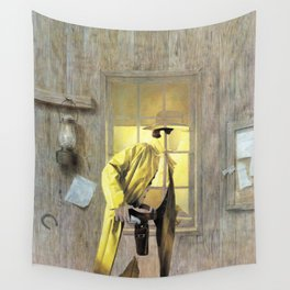 The Unknown Rider Devil's Bounty Wall Tapestry
