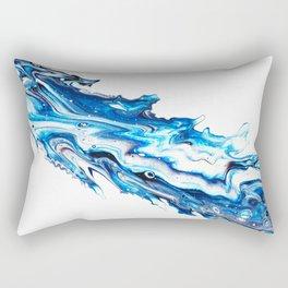 Icy Shiver Rectangular Pillow