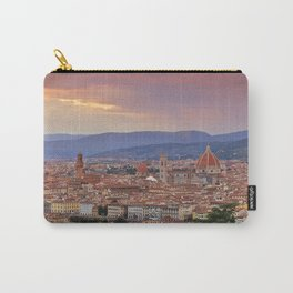 Panorama Florence, Italy. Carry-All Pouch