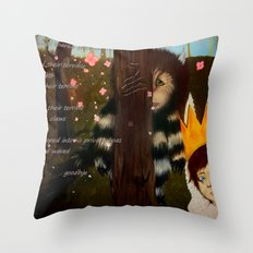 All is Love Throw Pillow