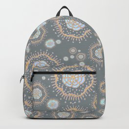 Metallic Sky Backpack