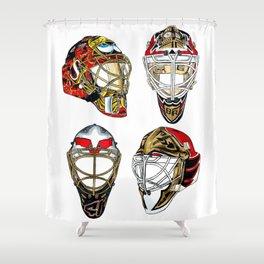 Ottawa - Masks Shower Curtain