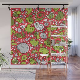 PLAYTIME HOLIDAY Wall Mural
