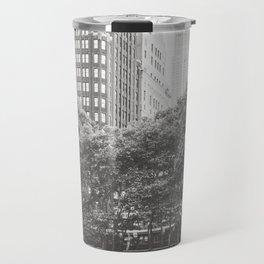 Bryant Park NYC Photography Travel Mug