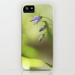 on the hill iPhone Case