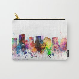phoenix skyline artistic Carry-All Pouch