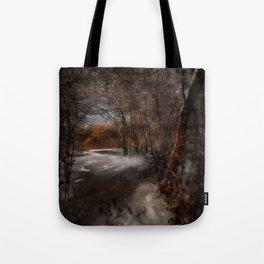 Danube II Tote Bag