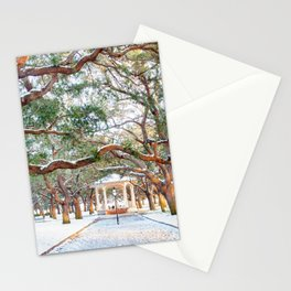 Snow White Point Gardens Stationery Cards