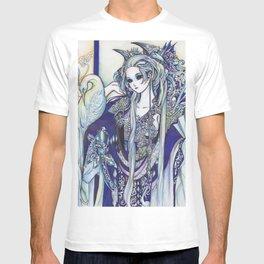 Madame Blue T-shirt