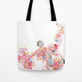 The perfect combination Tote Bag